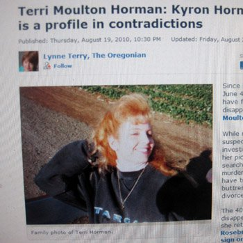Terri Horman Oregonian