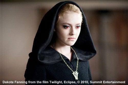 dakota vampire