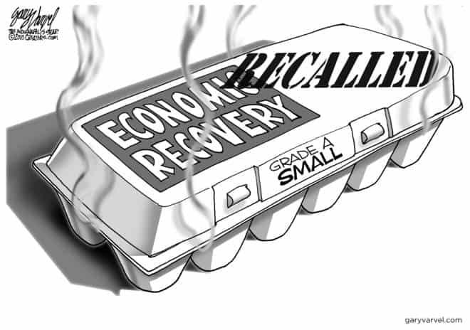 Editorial Cartoons by Gary Varvel - gv2010082110cd - 21 August 2010