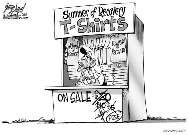 Editorial Cartoons by Gary Varvel - gv2010082910cd - 29 August 2010