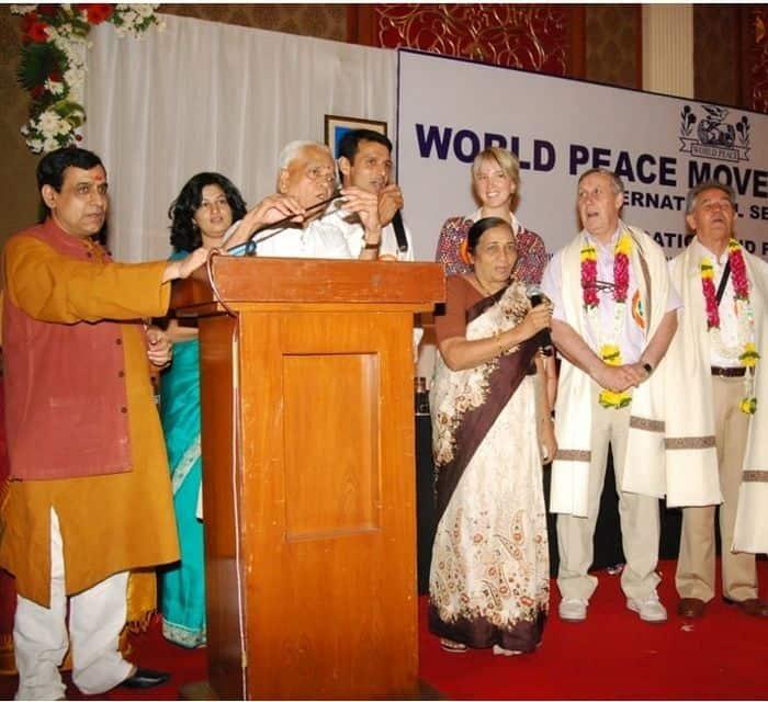 speaker ceremony