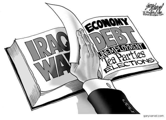 Editorial Cartoons by Gary Varvel - gv2010090210cd - 02 September 2010
