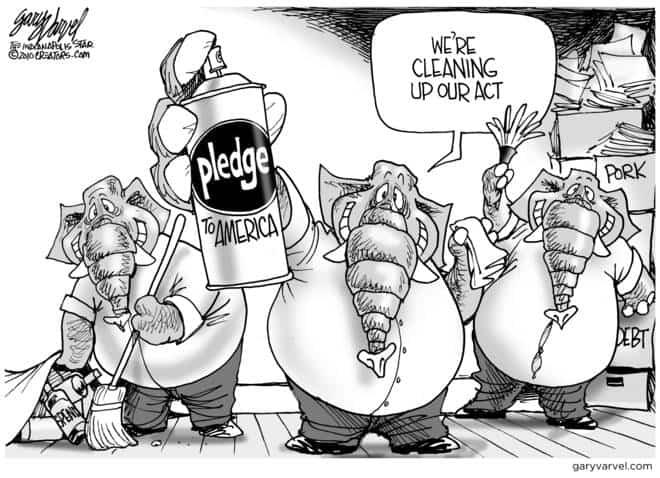 Editorial Cartoons by Gary Varvel - gv2010092610cd - 26 September 2010