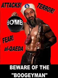 Beware of the Boogeyman