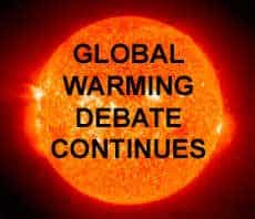 Solar Activity and Global Warming