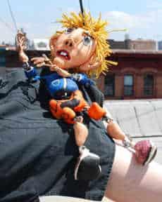 child puppet
