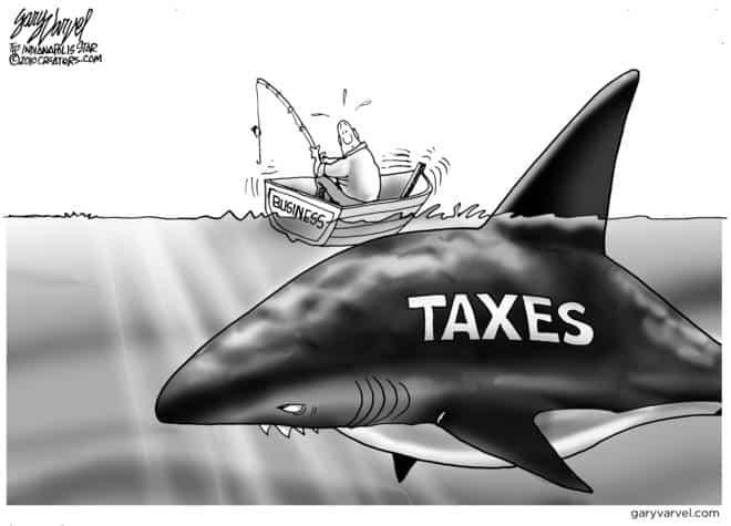 Editorial Cartoons by Gary Varvel - gv2010100710cd - 07 October 2010