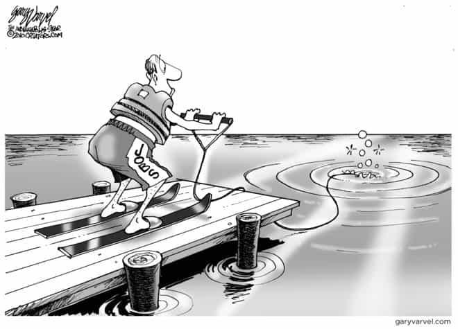 Editorial Cartoons by Gary Varvel - gv2010101010cd - 10 October 2010