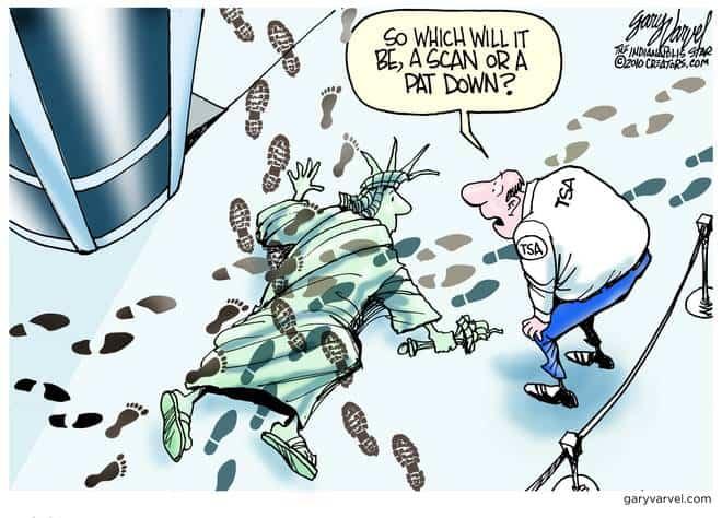 Editorial Cartoons by Gary Varvel - gv2010101128cd - 10 October 2010