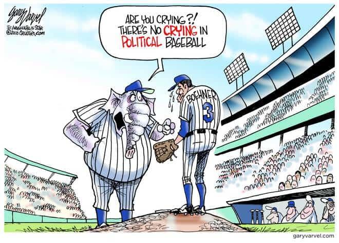 Editorial Cartoons by Gary Varvel - gv2010101216cd - 12 October 2010