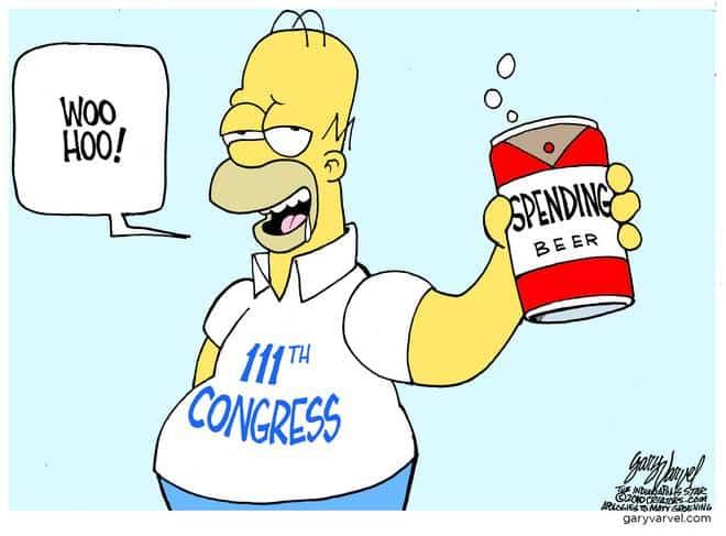 Editorial Cartoons by Gary Varvel - gv2010101217cd - 12 October 2010
