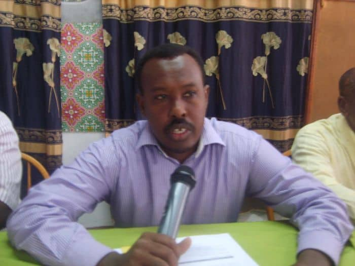 Abdi Qani Secretary General