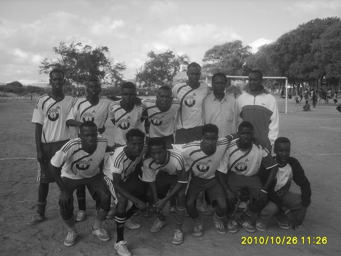 Gasco Team with its coaches