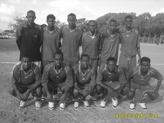 Geeska Afrika Football Team