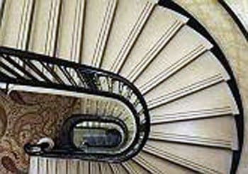 Megan Duskey staircase