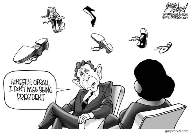 Editorial Cartoons by Gary Varvel - gv2010110910cd - 09 November 2010
