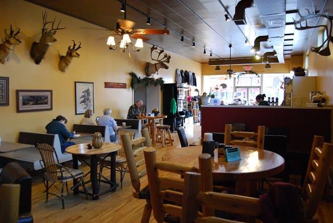 Cabin Creek Coffee Alpena Michigan Road Trekin Adventures