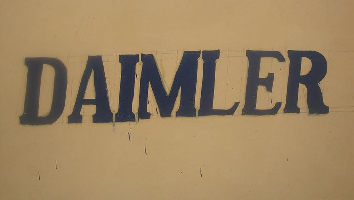 Daimler is one of the contributors of the construction