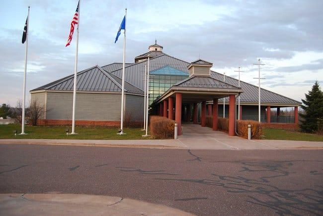 Great Lakes Visitors center Wis. Road Trekin Adventures