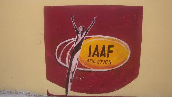 IAAF is another contributor