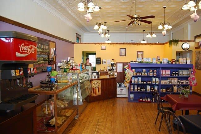 Stone Cup Coffee House Escanaba Michigan Road Trekin Adventures