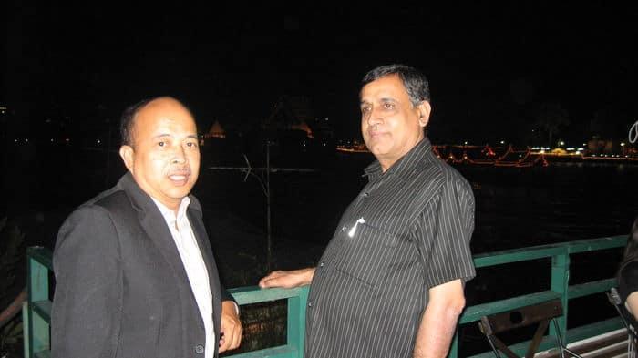 With Professor Paitoon Patyaiying 2 JPG
