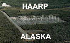 HAARP facility in Alaska
