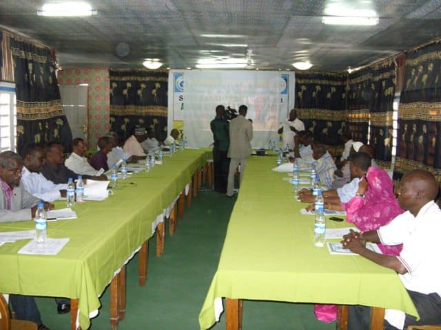 Somali NOC Annual Meeting of General Assemply 201105