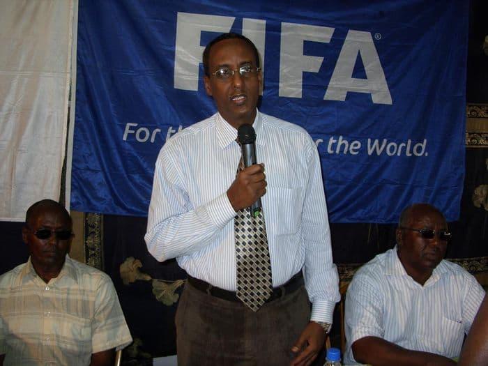 Somali deputy