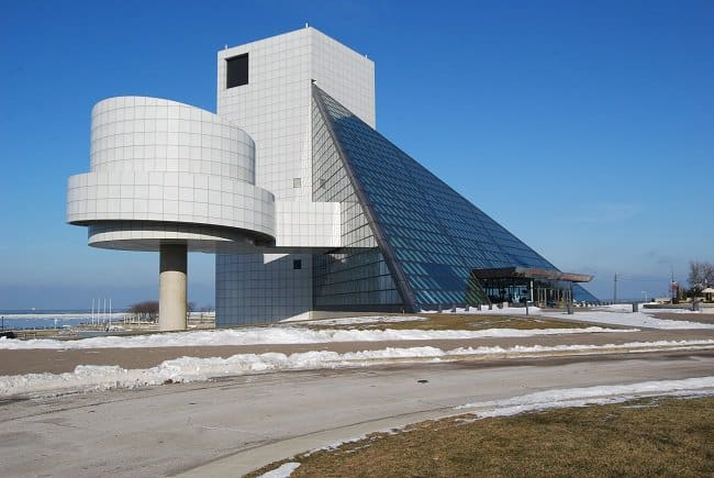 www.roadtrekin.com Rock hall of fame