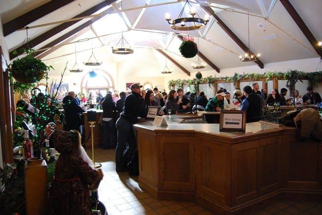 www.roadtrekin.com wine tasting biltmore