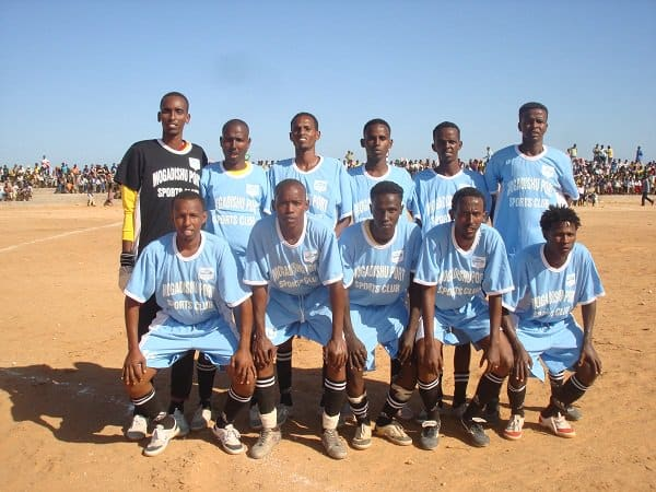 Mogadishu port FC