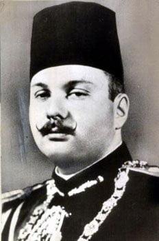 king farouk 1948