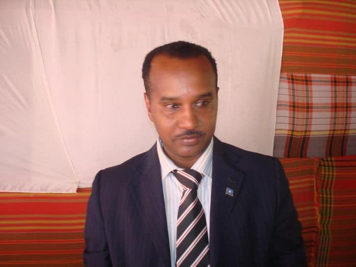 Deputy sports minister