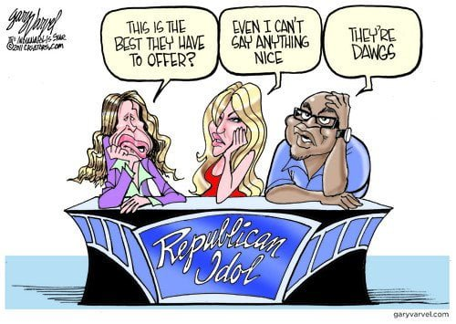 Editorial Cartoons by Gary Varvel - gv2011110410dAPC - 10 April 2011