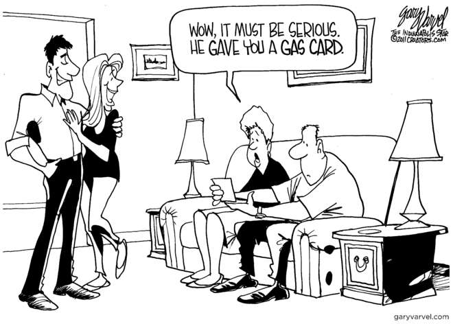 Editorial Cartoons by Gary Varvel - gv2011110413dBP - 13 April 2011