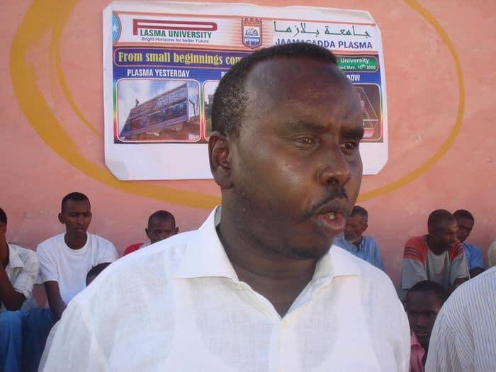 SFF President said Mahmoud Nur