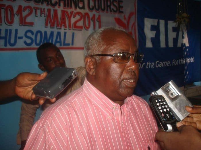 Somali NOC president