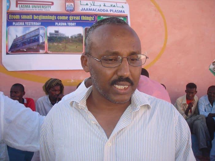 Telcom Somalia Manager Mohamed Abdullahi Abdi