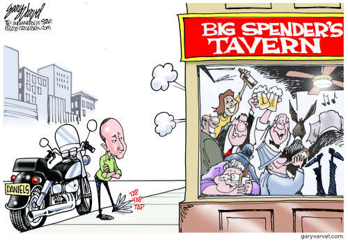Editorial Cartoons by Gary Varvel - gv2011110510dAPC - 10 May 2011