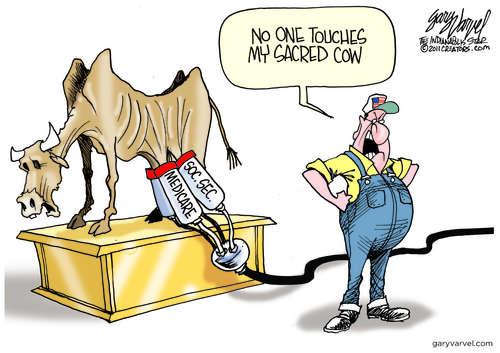 Editorial Cartoons by Gary Varvel - gv2011110511dAPC - 11 May 2011