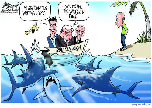 Editorial Cartoons by Gary Varvel - gv2011110515dAPC - 15 May 2011