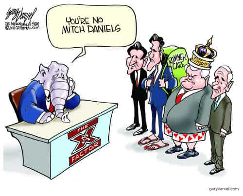 Editorial Cartoons by Gary Varvel - gv2011110528dAPC - 28 May 2011