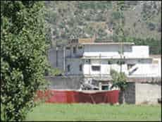 osama compound at aaibatabad