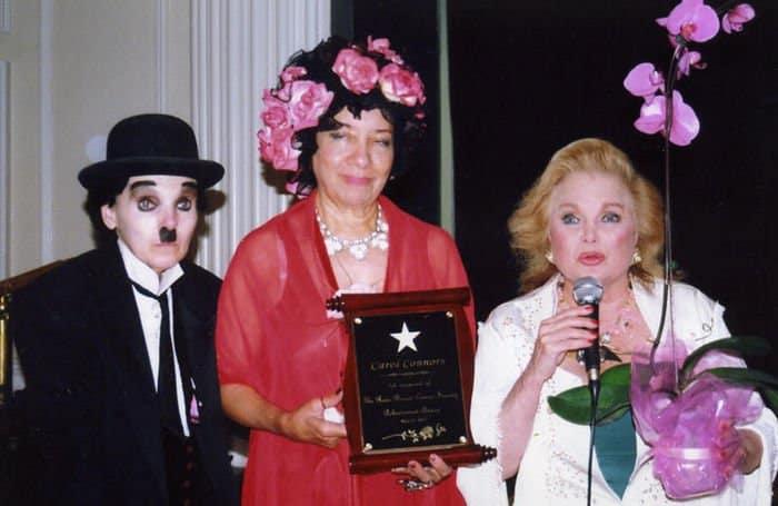 Charlie Chaplin, Carmelita, Carol Connors