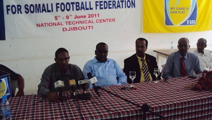 Djibouti FA president