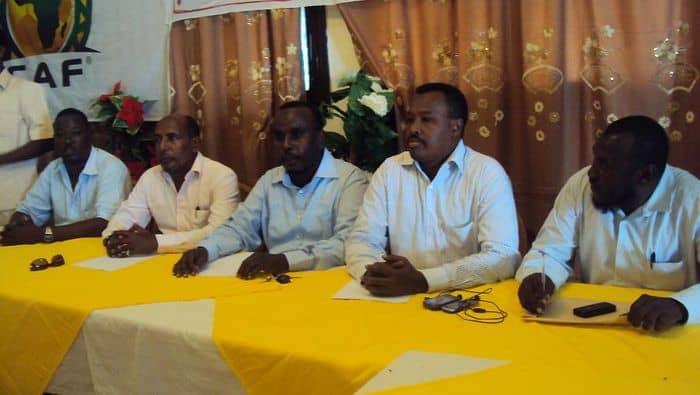 SFF dignitaries