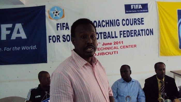 SFF secretary General Abdi Qani