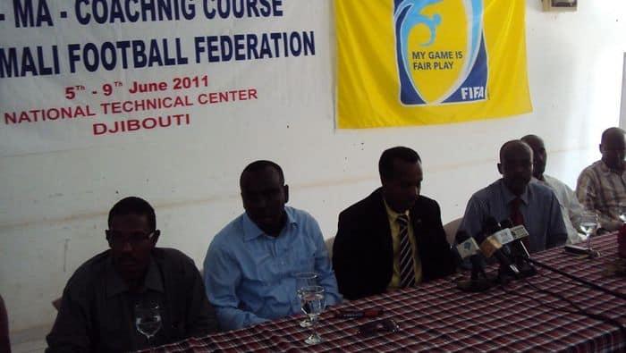 Somali Deputy minister for Sports