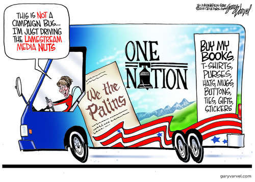 Editorial Cartoons by Gary Varvel - gv2011110601dAPC - 01 June 2011